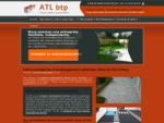 Entreprise de BTP Seine et Marne terrassement - ATL BTP