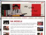 Zespół na wesele - muzyk - solo band Gdańsk Sopot Gdynia