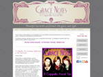 A cappella singers Geelong | trio | vocal lessons | Grace Notes |