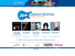 Grado Festival Ospiti d'Autore - concerto concerti Joe Satriani, Diga Nazzario Sauro.