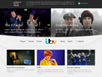 ITV – Player, TV Guide, ITV1, ITV2, catchup, Essex, I'm a Celebrity, The X Factor, Coronation Street