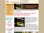 Case di riposo per anziani - Residenza di Lusso per Anziani - Terza età - Grand Hotel Anziani Sica.