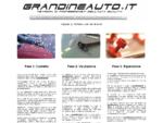 Grandineauto. it - riparazione manuale di alta qualità per auto danneggiate dalla grandine