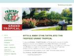 Φυτά Πάτρα | Γκόγκος - Grand Tropical