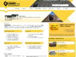 Novice gradbenega podjetja-Granit d. d.