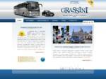 Grassini Bus - Noleggio Auto Con Conducente - Noleggio Minibus Autobus Pullman - Ncc Roma