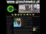Strona startowa - Roman Graszkiewicz malarstwo artystyczne muzyka i poezja