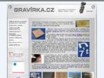 gravirka. cz – gravírování, frézování jmenovek na oděv, štítků, orientačních systémů