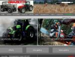 Macchine agricole, trattori usati e nuovi, giardinaggio e forestazione