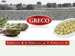 Greco Azienda Agricola Alimentare San Vito dei Normanni - Brindisi - Puglia