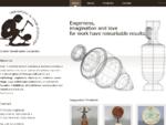 Museum replicas of Minoan mythology - Handmade Cretan art pots - Greek handmade ceramics - Greek ...