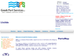 Greek Port Services - Home