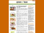Vegetarisk mat - Green n' Lean - svenskt ekologiskt sojafritt