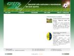 Green Sport | campi sportivi | campi calcio | campi rugby | tappeto erboso | costruzione impianti ...