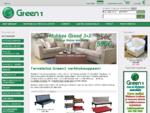Huonekalut, matot, sisustus - Green1. fi