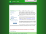 Green Card Sua ida para os Estados Unidos começa com a Greencard. com. br. Loteria de green ...