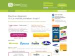 Green Design | Logo dizajn, Web dizajn, Vizuelni identitet