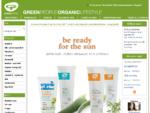 Ekologisk, Naturlig, Hudvård, Ekologiska hudvårdsprodukter, Makeup - GreenPeople. se