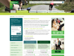 Greens Health and Fitness - Home
