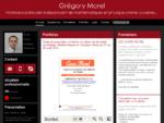 Grégory Morel - CV - Professeur particulier indépendant de mathématiques et physique-chimie (yveline