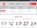Интернет-магазин промышленных швейных машин, швейного оборудования и оборудования для шелкографии