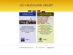 GRENADER GRUPP OÜ