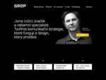 in-store | vizuà¡lnà styl | corporate identity | logotyp | webdesign | GREP design