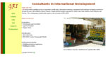 International Development Consulting--GRI