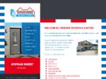 Grinwis Deuren en Kasten   Garagedeuren, terrasoverkappingen, binnen- en buitendeuren, houten en