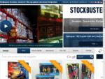 Stockbusters BV - Groothandel in restpartijen en partijhandel sinds 1992