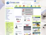 GROSSERON – Matériel de laboratoire – Equipement consommables et réactifs
