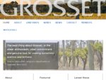 Grosset Wines - Clare Valley, South Australia