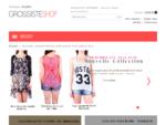 Grossiste vetement femme, prêt-à-porter en ligne à Paris-Aubervilliers
