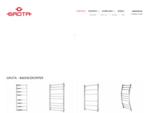 Grota Badeinrichtung Edelstahl - Design Badheizkörper Edelstahl - Handtuchtrockner - ...
