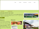 centro sportivo - Cinisi - Palermo - Ground Sport and Food