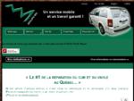 GroupeMM | Le 1 de la réparation au Québec... | Réparation de vinyle, cuir, tissu, plastiq