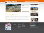 Construction Company Auckland | Civil Engineers | Grouting Services | Structural Engineering