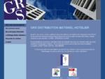 GRS notre documentation - GRS DISTRIBUTEUR DE MATERIEL POUR LES HOTELS