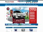 Benvenuto in GRUPPO AUTOMAX - Concessionarie Fiat, Fiat professional, Abarth, Lancia, alfa Romeo