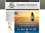 Gruppo Consacra - Pagina principale