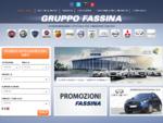 Concessionario Auto Nuove, Auto Usate e Auto Km 0 - Gruppo Fassina