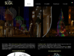 Gruppo SiGi Luminarie natalizie, luminarie a led e tradizionali, plafoniere stradali a led, attre