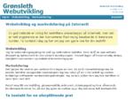 Grønsleth Webutvikling | Webutvikling og markedsføring på Internett