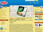 Daja Sklep puzzle dla dzieci - Castorland, Ravensburger, Trefl - Daja