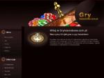 Gry hazardowe online - codzienne mega bonusy w kasynach internetowych