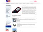 Leica Geosystems Produktai
