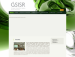 GSISR Gruppo Scientifico Italiano Studi e Ricerche