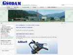 GSODAM Fahrzeugbau - Start