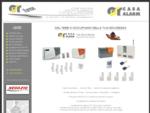GTVARESE - Concessionario GT Alarm - Allarmicasa