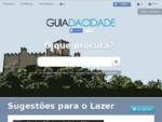 Portal de Turismo e Lazer | Guia da Cidade | Portugal